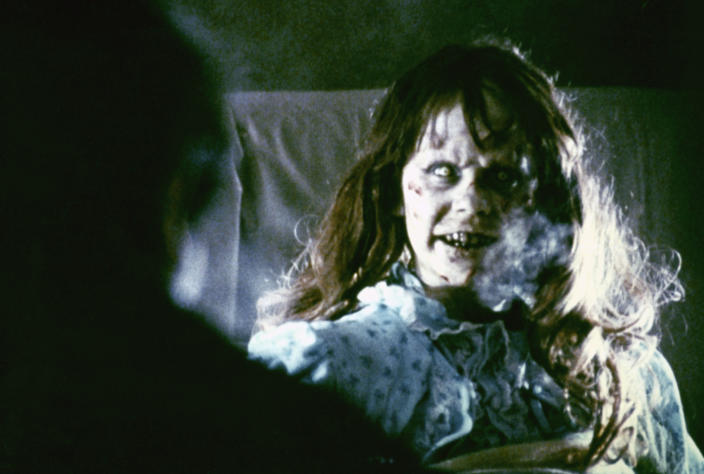 A reboot of The Exorcist is on the way for 2021