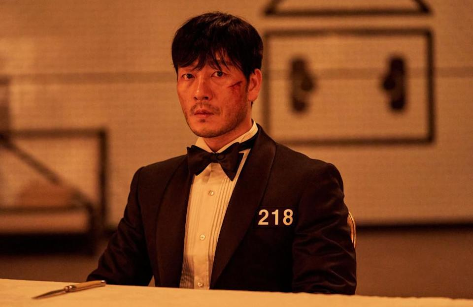 """Before becoming the loved-and-hated Seoul National University graduate Cho Sang-woo, Park starred in several Korean television shows, including 'Six Flying Dragons' and 'Prison Playbook'. At the moment, he's also filming episodes for South Korea's version of 'Money Heist'. 'Squid Game' director Hwang Dong-hyuk revealed that he had Park in mind for the role of Cho Sang-woo from the very beginning. Park was one of the cast members that was most shocked about the rapid rise to fame that the Netflix hit brought him. The reality of the situation only hit him when he was invited to The Tonight Show Starring Jimmy Fallon with other cast members He said on the night: """"I am so thankful that so many folks are watching this through so many media outlets. But I feel it even more at this very moment; it's real - I feel it in my bones."""""""