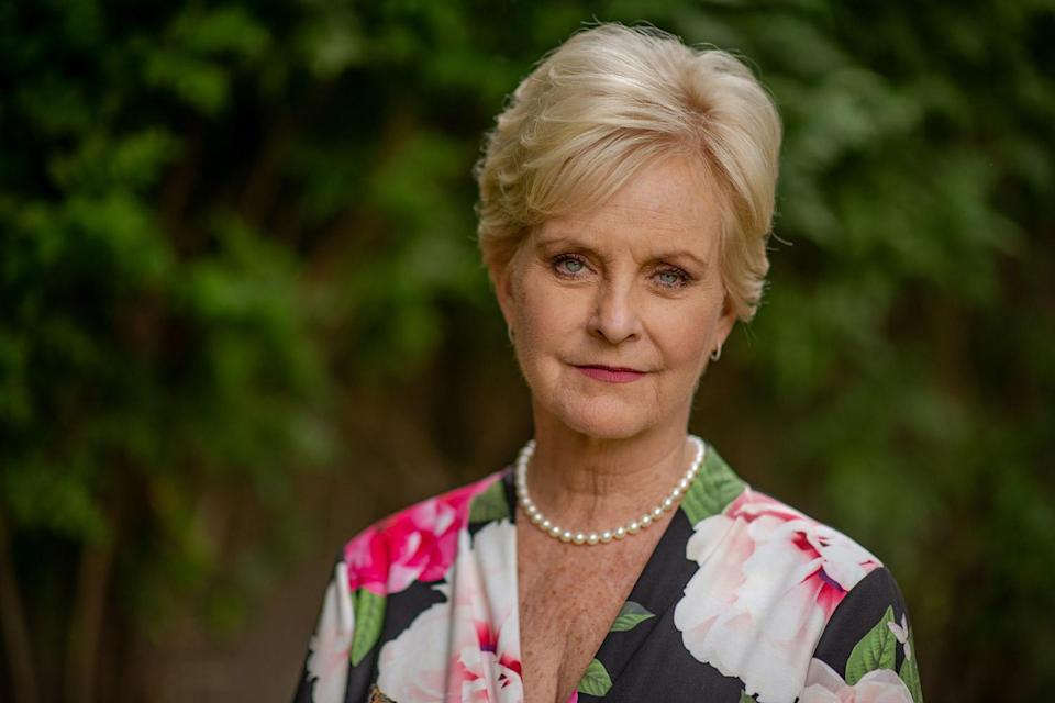 """<p><strong>Wife of late Arizona Sen. John McCain</strong></p> <p>While Cindy did not officially endorse Biden (and said last year she didn't want to get into """"presidential politics""""), she showed her support of his character by narrating a segment that aired during the DNC.</p> <p>The clip highlighted her husband's friendship with the Democratic nominee throughout their time in Washington, D.C. </p> <p>""""My husband and Vice President Biden enjoyed a 30+ year friendship dating back to before their years serving together in the Senate, so I was honored to accept the invitation from the Biden campaign to participate in a video celebrating their relationship,"""" Cindy <a href=""""https://twitter.com/cindymccain/status/1295845241841360897"""" rel=""""nofollow noopener"""" target=""""_blank"""" data-ylk=""""slk:wrote on Twitter, sharing short clip"""" class=""""link rapid-noclick-resp"""">wrote on Twitter, sharing short clip</a>.</p>"""