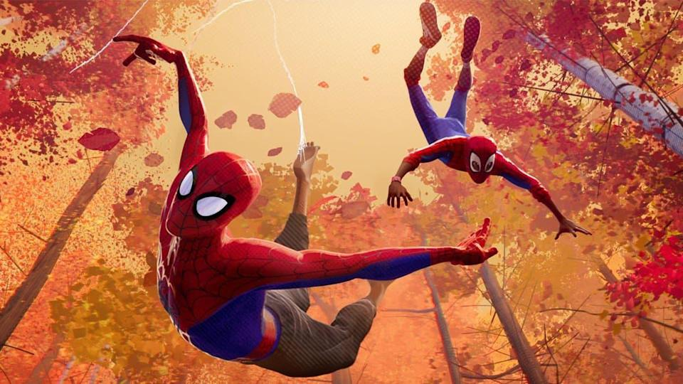 Spider-Man: Into the Spider Verse - Sony