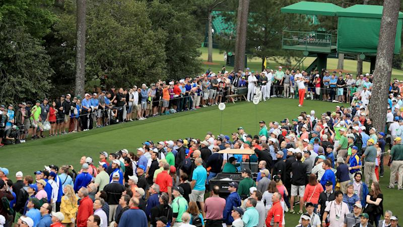 Masters 2017: Storms stop Par-3 Contest, last day of practice