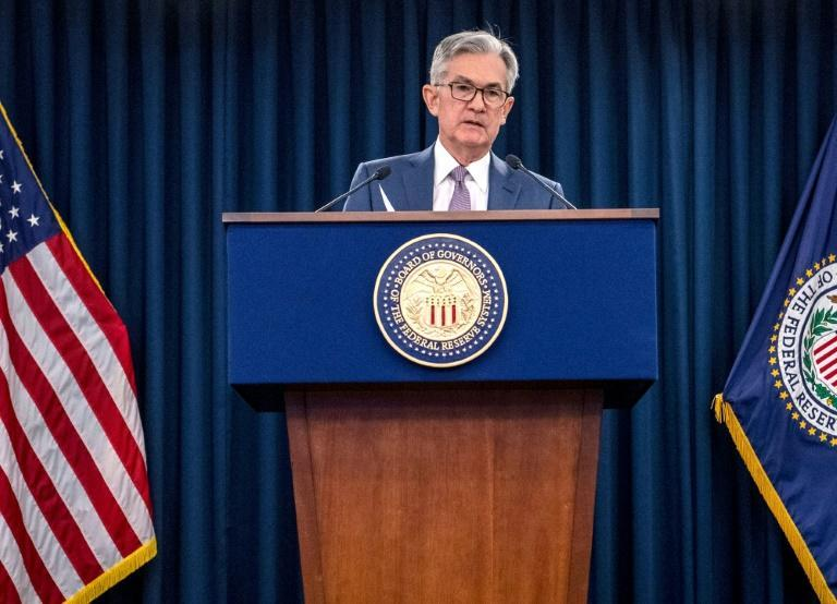 Federal Reserve chair Jerome Powell says the US central bank spends 'so much time and energy and money guarding against' cyberattacks