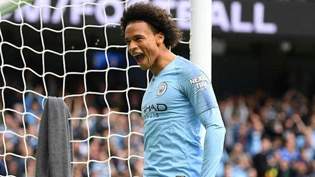 Manchester City and Germany winger Leroy Sane says he owes Pep Guardiola a great debt for his development.