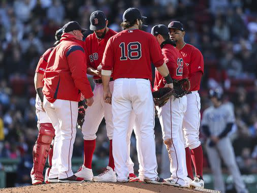 Takeaway from the GM Meetings: Red Sox are open to anything