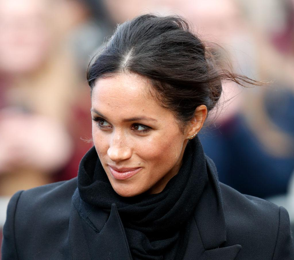 "<p>In 2015, she told a UN gathering: ""<a rel=""nofollow"" href=""http://www.telegraph.co.uk/news/2018/01/19/meghan-markle-prince-harry-feminist/"">I am proud to be a woman and a feminist</a>,"" and that ""… a wife is equal to her husband."" The speech is reportedly expected to include a few jokes as well as an affectionate tribute to Prince Harry and a special thanks to Queen Elizabeth II. Rule breaker or not, the public <em>adores</em> Meghan!<em> (Photo: Getty)</em> </p>"