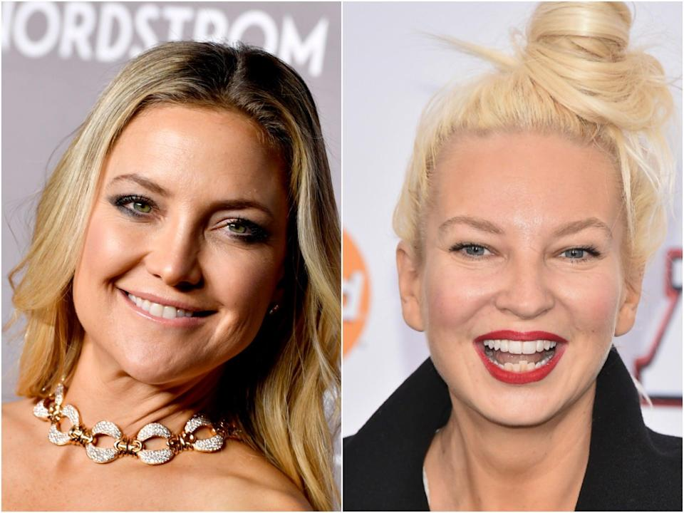 <p>Kate Hudson entra en debate sobre la película de Sia 'Music'</p> (Getty Images)