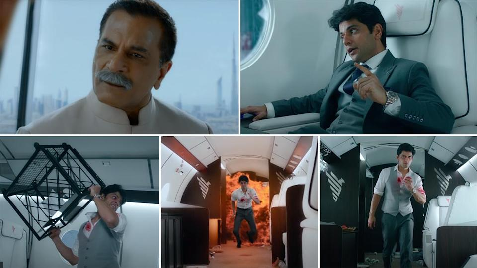Flight Trailer: Mohit Chadda's 'Missing Empty Aircraft' Saga Is Set To Give Audiences Goosebumps!
