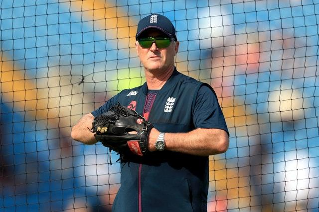Thorpe, pictured, is overseeing England's squad in this series in the absence of head coach Chris Silverwood (Mike Egerton/PA)