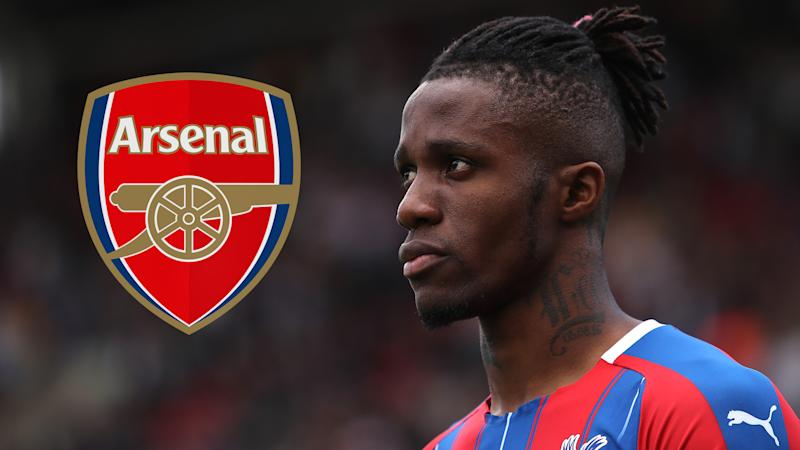 Arsenal receives a blow in its pursuit of Wilfried Zaha