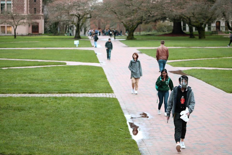 March 6, 2020, was the last day the University of Washington held in-person classes. The Seattle university closed three days later for the remainder of the winter quarter as a precaution against the coronavirus outbreak.