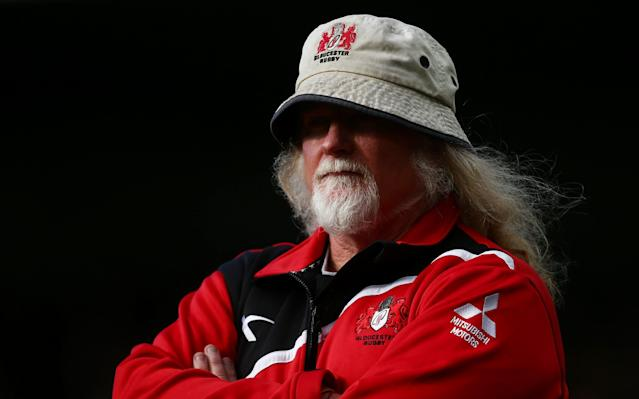 <span>Former Gloucester head coach Laurie Fisher</span> <span>Credit: Getty Images </span>
