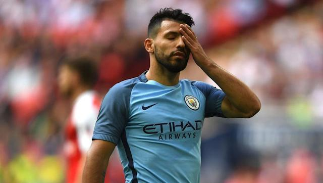 <p>Sergio Aguero is expected to be back leading the line for City after it emerged the reason he was substituted against Arsenal was because of a slight muscle injury.</p> <br><p>He will be tasked with trying to breach a very stubborn United defence led by Eric Bailly, who is proving to be a real rock at back for the Red Devils.</p> <br><p>The pacey Ivorian will likely represent one of Aguero's toughest opponents this season, and has the athleticism and aggression to neutralise the attacking instincts of the Argentine.</p>