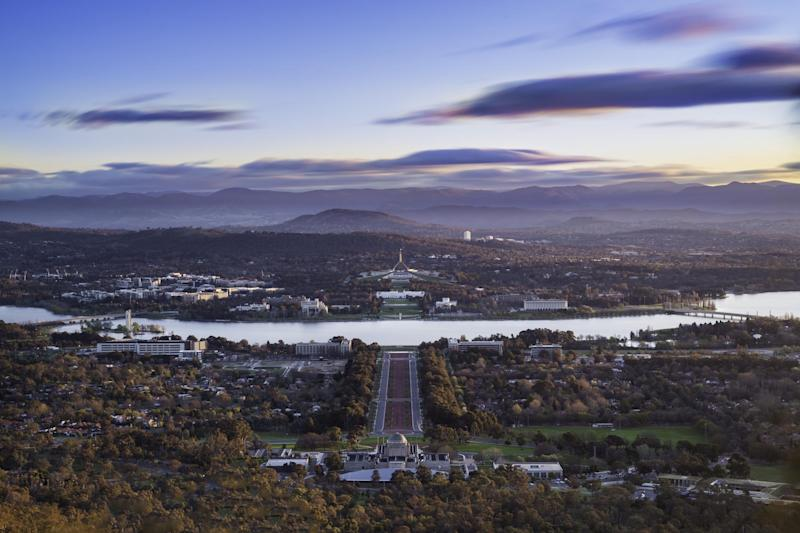 Exquisite views from Mount Ainslie: Pics VisitCanberra