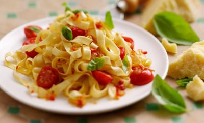 "<p>Make a quick and easy weeknight meal with sundried tomatoes and balsamic vinegar with our <a rel=""nofollow"" href=""http://au.lifestyle.yahoo.com/food/recipes/recipe/-/5705115/warm-pasta-salad/""></p></a>"