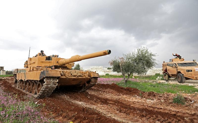 Turkey is threatening another operation in Syria targeting the US-backed Kurdish militia known as the YPG