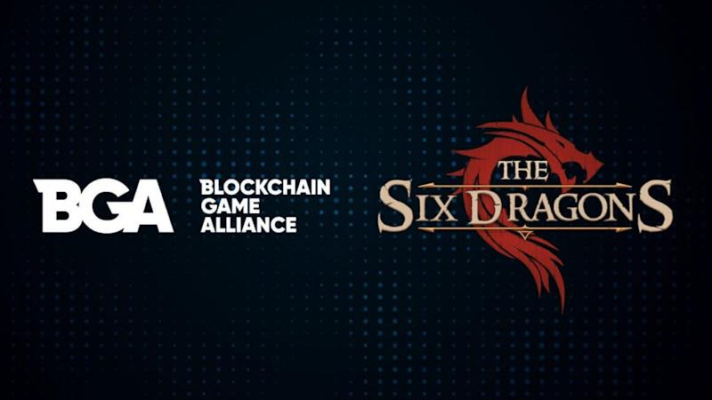 The Six Dragons joins Blockchain Game Alliance