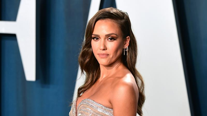 Jessica Alba breaks down after realising daughter, 12, is taller than her
