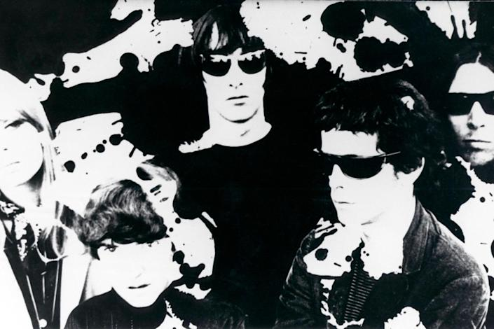 Photo of NICO and VELVET UNDERGROUND - Credit: GAB Archive/Redferns/Getty Images