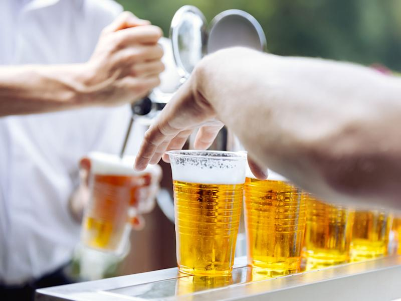 d99236ac The Washington Capitals Home Opener Will Feature New Pour-Your-Own-Beer  Stations