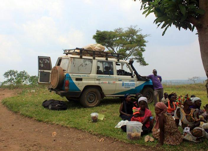 Marie Stopes International offers services to Uganda's urban and rural regions. (MIkaela Conley/Yahoo News)