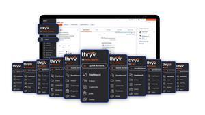 Thryv, Inc. Enhances CRM for Industry-Specific Task, Project, Job and Client Management