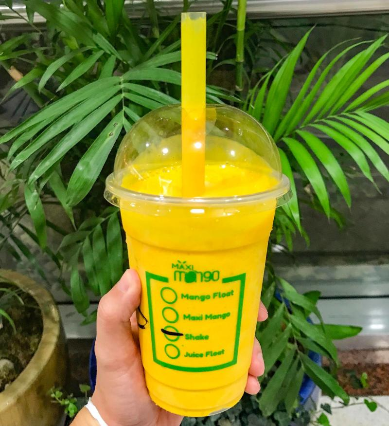 Mango Shake. Photo: Kaka Corral
