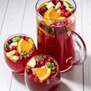"""<p><a href=""""https://www.delish.com/uk/cocktails-drinks/a28934750/sangria-recipe/"""" rel=""""nofollow noopener"""" target=""""_blank"""" data-ylk=""""slk:Sangria"""" class=""""link rapid-noclick-resp"""">Sangria</a> without the wine? Yes, please. The fruit is the real star here — use whatever's in season and get creative with the combination (think cranberries, orange slices, and rosemary for the holidays and mixed berries and mint for summer). </p><p>Get the <a href=""""https://www.delish.com/uk/cocktails-drinks/a33333284/virgin-cranberry-basil-sangria-recipe/"""" rel=""""nofollow noopener"""" target=""""_blank"""" data-ylk=""""slk:Virgin Cranberry Basil Sangria"""" class=""""link rapid-noclick-resp"""">Virgin Cranberry Basil Sangria</a> recipe.</p>"""