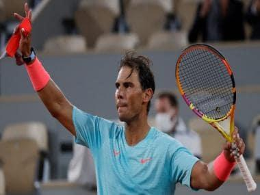 French Open 2020: Record-chasing Rafael Nadal eases into second round; Serena Williams overcomes patchy start