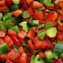 <p>Take 6 bell peppers – 3 red, 3 green. Cut them in squares and keep aside. Heat oil in a pan. Add 1 spoon of mustard seeds. When they crackle, add half a spoon of asafoetida, 2 teaspoons of salt, 2 teaspoons of red chilli powder and cook for a minute. Add the bell peppers to this. Squeeze 2 lemons and add 3 teaspoons of sugar. Give everything a good stir. When the peppers turn tender, add 4 tablespoons of gram flour. Continue stirring for 10 minutes till it cooks. Remove it from the flame and savour it fresh with your meals or simply refrigerate it after it cools. Image courtesy- Pixabay </p>