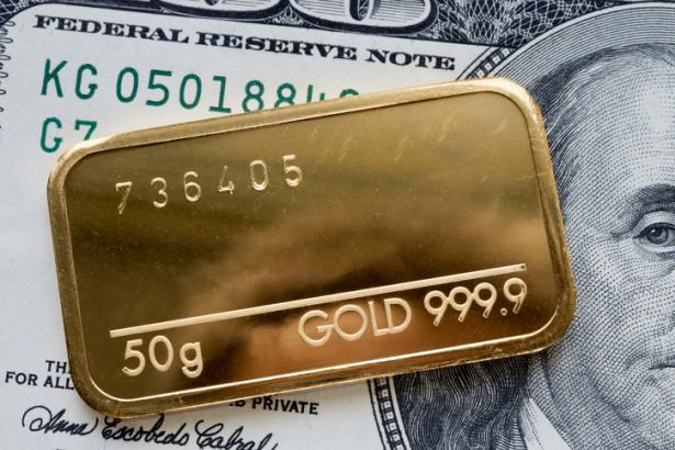 U.S Dollar Limits Gold Price Move Above $1,900/Ounce