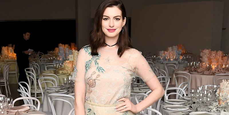 Anne Hathaway expecting baby number two