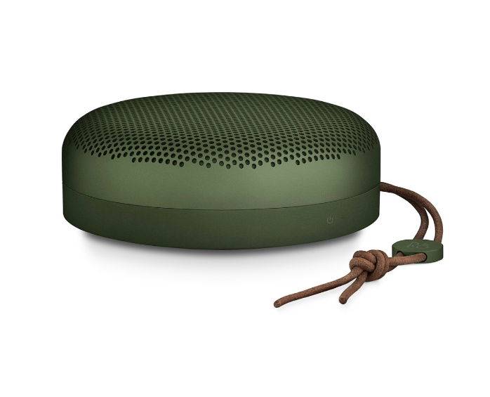 <p><strong>Beoplay A1 Portable Bluetooth speaker $330 –</strong> This portable speaker will be your old man's new favourite child. Soz! Boasting 24 hour battery life, he'll be able to blast John Farnham or Daryl Braithwaite until his heart is content. Available in a range in green, black and silver, the Beoplay A1 speaker is the perfect Father's Day gift. </p>