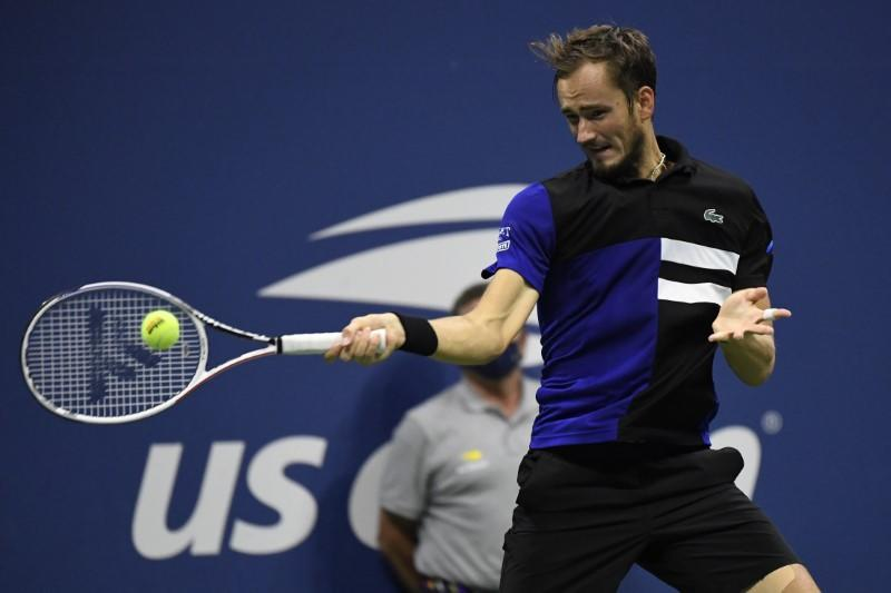 Medvedev seals ATP Finals spot after reaching U.S. Open semis