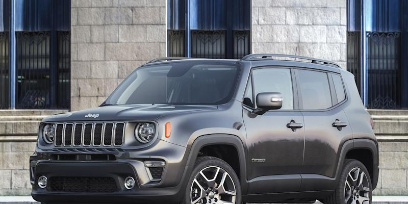 Jeep Renegade Plug In Hybrid Will Be Built In Italy Starting In 2020