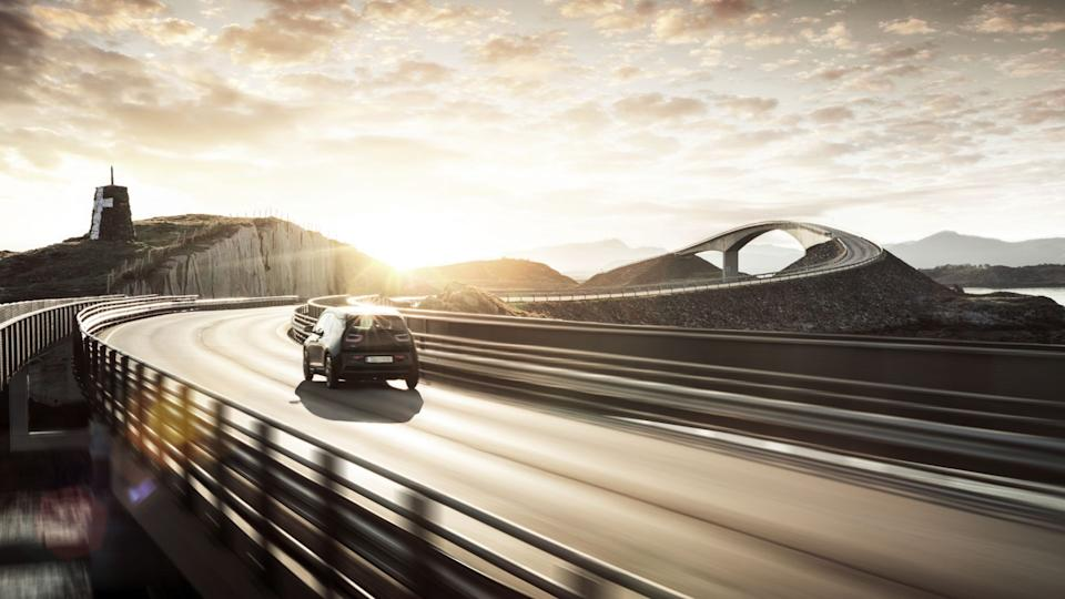 Best countries for electric car road trip