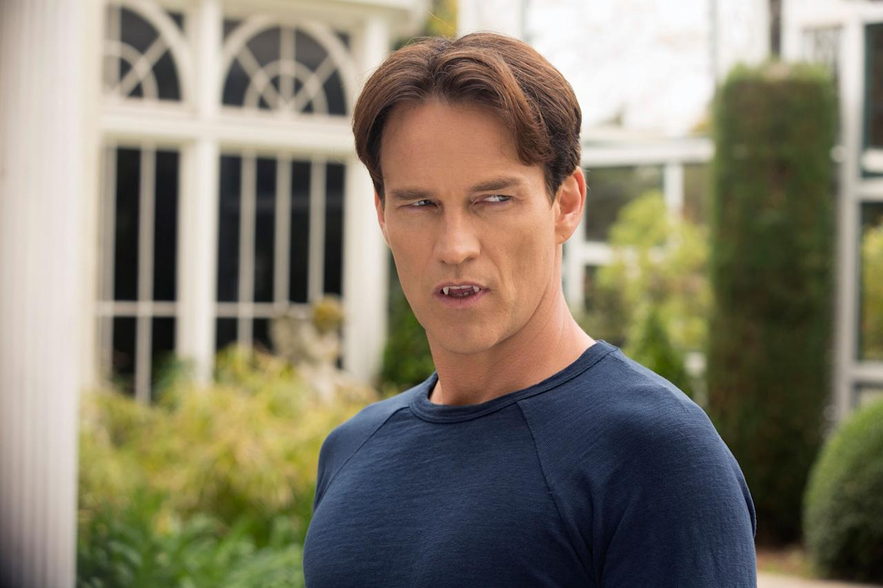 "Stephen Moyer in the ""True Blood"" Season 6 episode, ""Don't You Feel Me."""