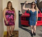 "<p>Jess said that you need to look at weight loss as a lifestyle change. ""This journey is no joke!"" she said. ""I've spent countless hours in the gym, tracking macros, researching exercise tools, and finding new methods that work. I know what works and what doesn't because I've lived it personally."" </p> <p>Jess said to keep hitting the gym, keep meal prepping, keep getting stronger, and remind yourself what and who you're doing it for. All the little things add up! It takes a lot of mental effort to lose weight and build your physique, but the most important thing is to ""believe in yourself and trust the journey!""</p>"