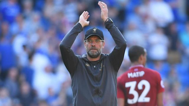 Pep Guardiola claimed on Wednesday that both Manchester City and Liverpool deserve to win the Premier League title, and Jurgen Klopp agrees.