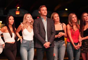 The Bachelor Premiere Peter Group Date