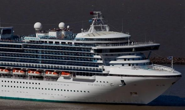 Two British cruise ships turned away from Argentina port