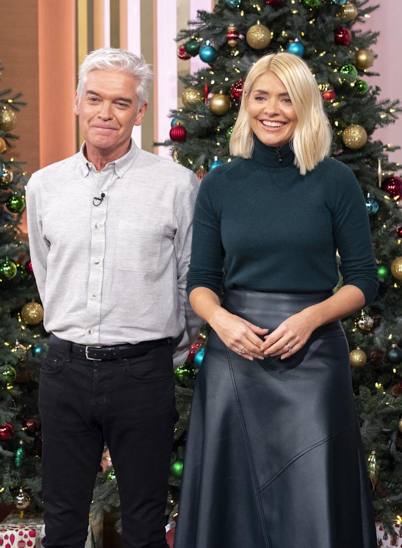 Phillip Schofield and Holly Willoughby (Photo: Ken McKay/ITV/Shutterstock)