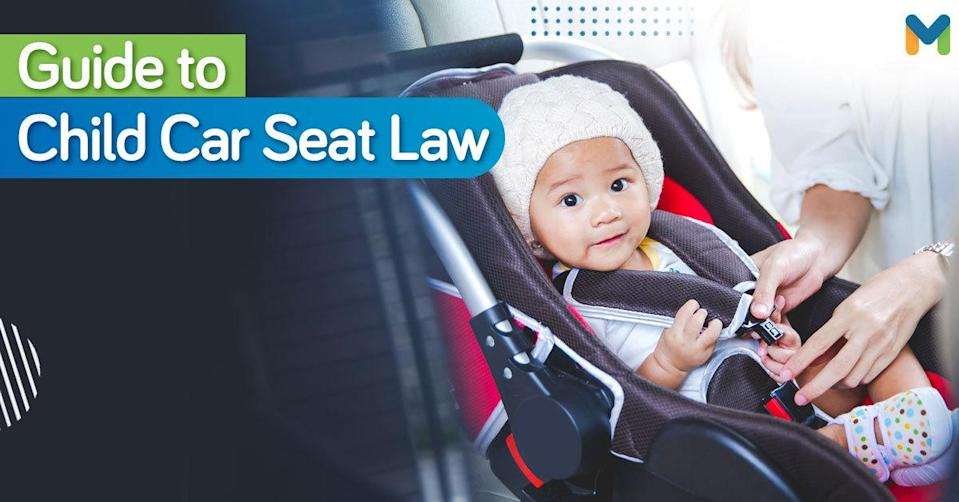 Child Seat Law in the Philippines | Moneymax
