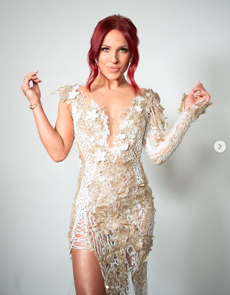 Sharna is heavily rumoured to be the next Bachelorette. Photo: Instagram/angiekent_