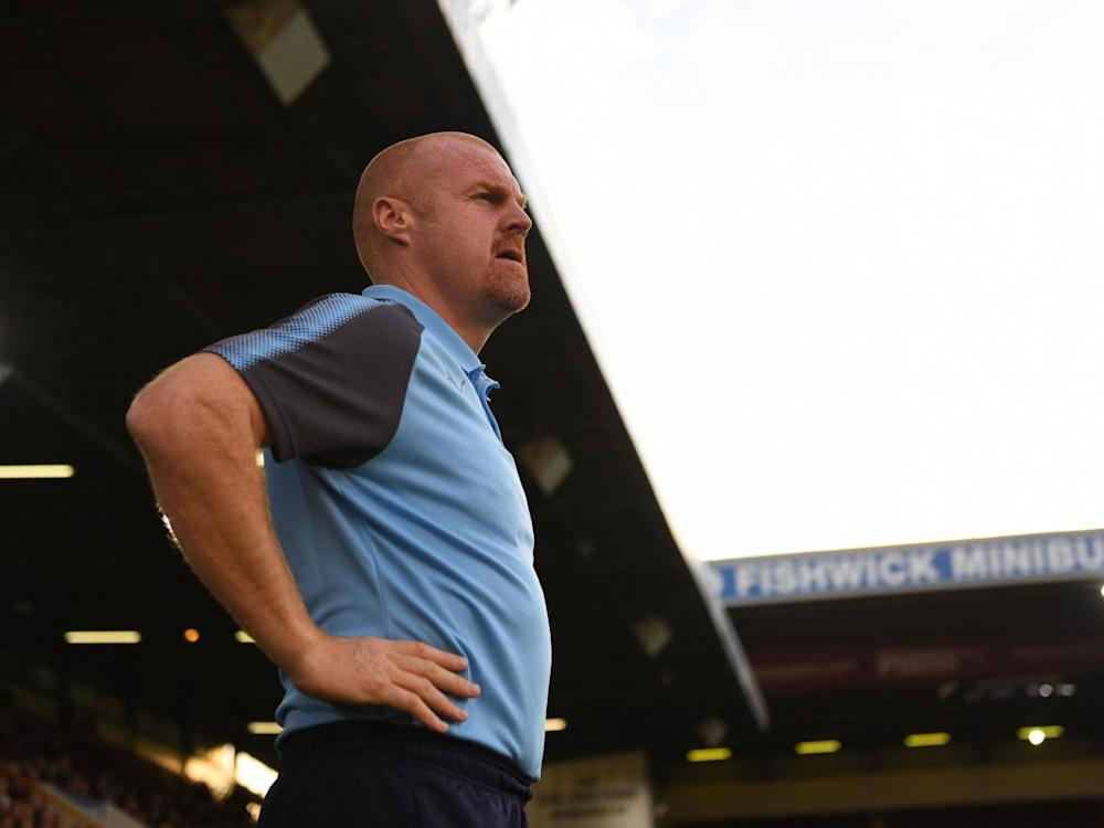 Dyche's side are one of the stories of the 2017/18 season so far (Getty)