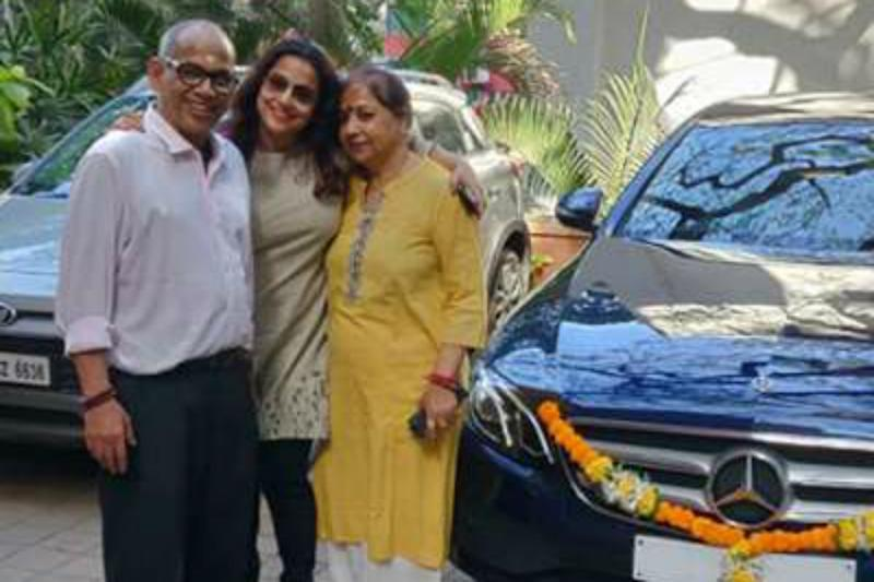 Bollywood Actress Vidya Balan Buys Brand New Mercedes-Benz E-Class
