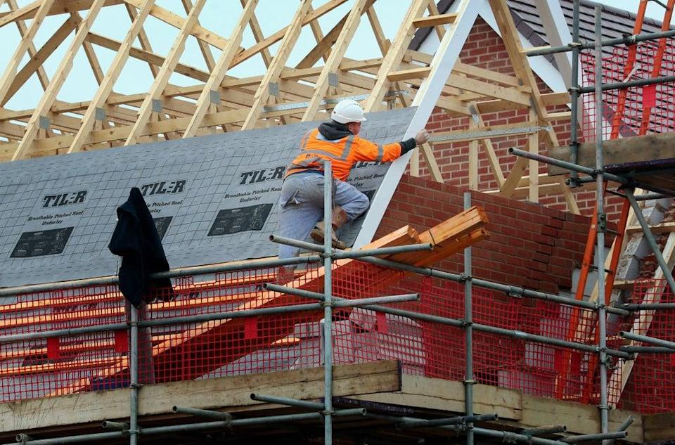 Housebuilder Redrow has reported a record order book after strong housing demand (Gareth Fuller/PA) (PA Archive)