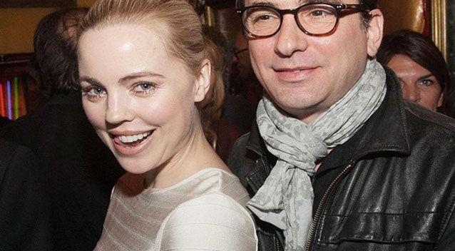 Melissa George and Jean-David Blanc have been together for five years and have two children.