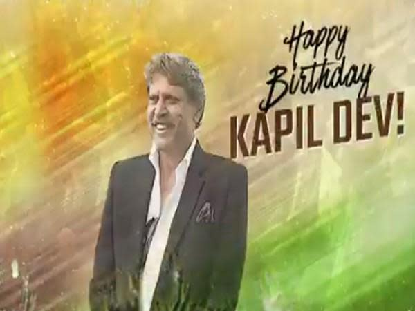 Former skipper Kapil Dev turns 62 (Image Source: Twitter)
