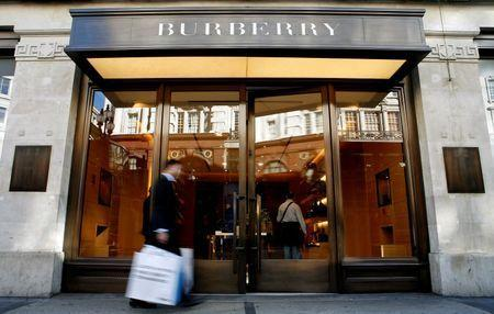 Burberry names Gobbetti as new CEO to replace Bailey