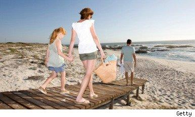 Parents would rather leave kids at home for holiday